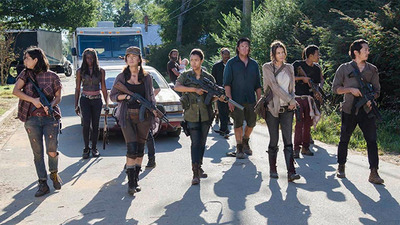 The Walking Dead panels announced for San Diego Comic-Con