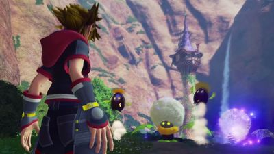 "Kingdom Hearts 3 will have ""far bigger"" worlds than previous games"