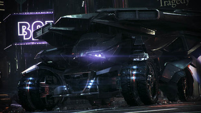 Enjoy 23 minutes of Batman: Arkham Knight gameplay