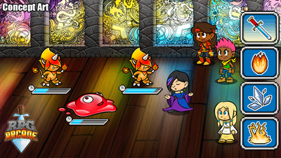 RPG Arcade 'a return to form' for Island Officials