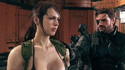 Rumor: Here's Metal Gear Solid 5: The Phanton Pain's Xbox One resolution