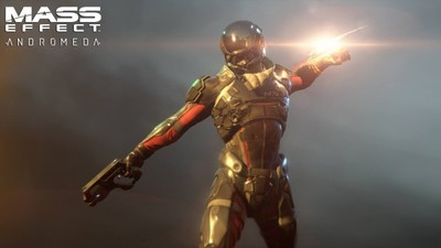More Mass Effect: Andromeda news coming later this year