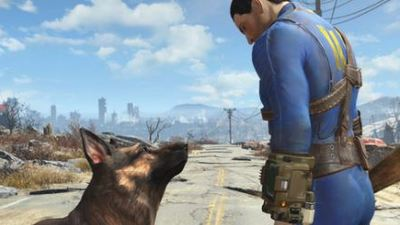 Fallout 4 is shaped by Skyrim, inspired by GTA 5