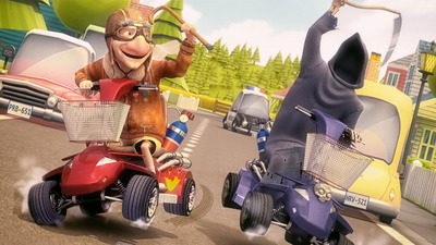Dark racer Coffin Dodgers to feature Snatch Mode and more in preparation for full launch