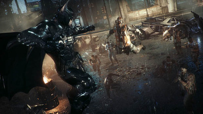 Get Batman: Arkham Knight early? 'Don't be a d***' asks Rocksteady co-founder