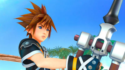 Square Enix hopes for online component in Kingdom Hearts 3