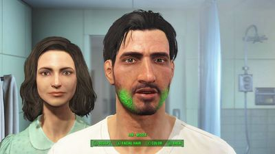 Fallout 4 lead voice actors revealed