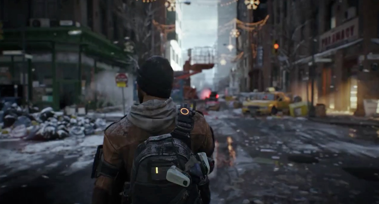 تحميل لعبة tom clancy's the division