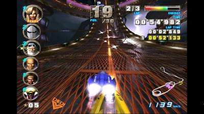 The Wii U almost had an F-Zero game