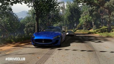 Driveclub PS Plus Edition appears on PlayStation Store