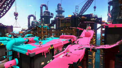 Nintendo says Splatoon global sales surpass 1 million