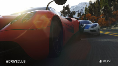 Evolution: Driveclub PS Plus 'not ready yet', listing 'premature'