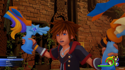 Kingdom Hearts 3 has a release date