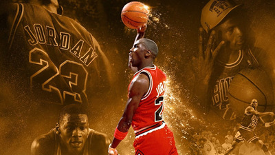 NBA 2K16 Special Edition features the greatest player of all-time, Michael Jordan