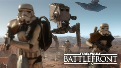 First look at Star Wars Battlefront gameplay on PC is stunning