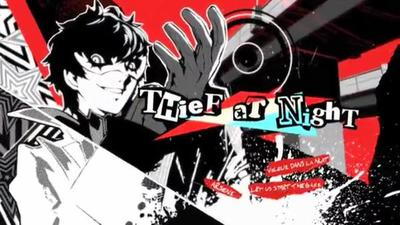 This Persona 5 trailer is stylish as hell
