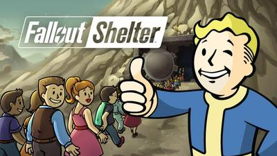 Fallout Shelter takes top spot on App Store