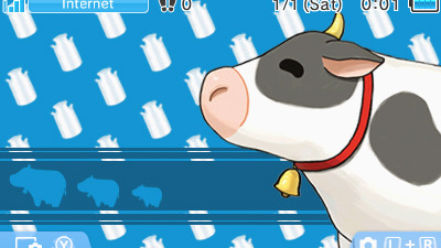 Harvest Moon: The Lost Valley 3DS Themes available today
