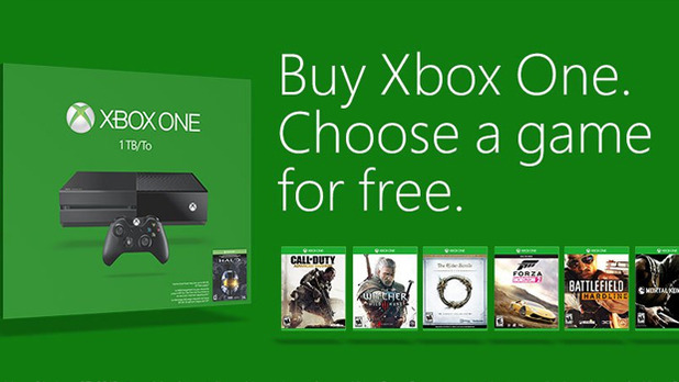 Save $50 on Xbox One
