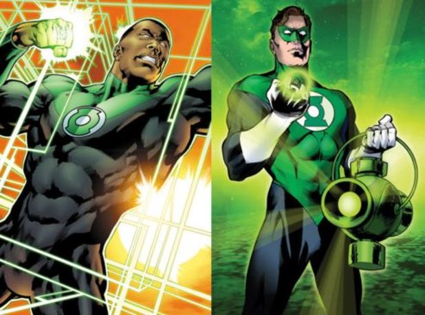 Here's who might be Green Lantern in Batman v. Superman ...