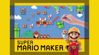 Super Mario Maker to come with 100 levels out of the box