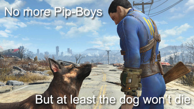 No more Fallout 4: Pip-Boy Editions are being made