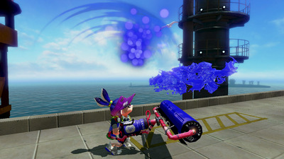 Rollers rejoice over new Carbon Roller for Splatoon DLC, alongside Custom Dual Squelcher