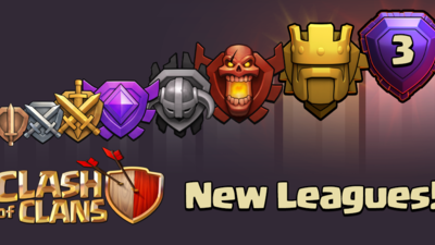 Clash of Clans update Sneak Peek #2: Legend League Tournaments