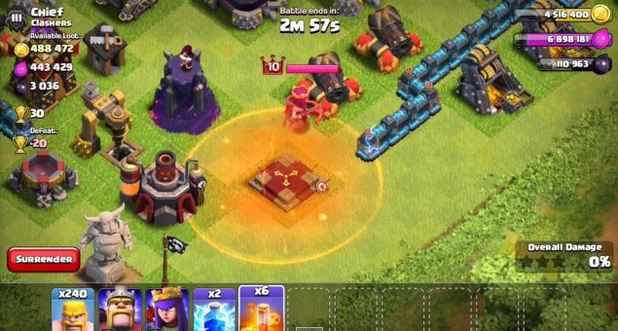 New Poison New Clash of Clans Poison