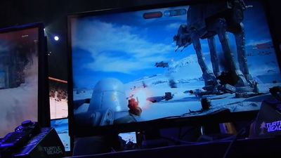 Detailed look at the leaked Star Wars Battlefront Alpha gameplay