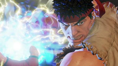 Street Fighter 5 set for San Diego Comic-Con / Credit: Gamespot