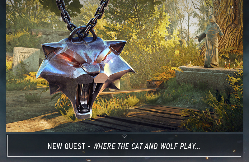 where the cat and wolf play ign