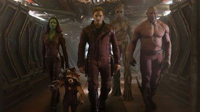 Guardians of the Galaxy sequel gets an official title
