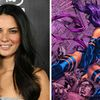 Olivia Munn shows off swordplay for upcoming Psylocke role in X-Men: Apocalypse
