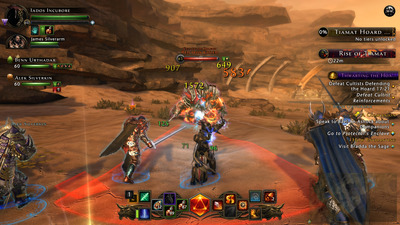rise of tiamat expansion live on xbox one