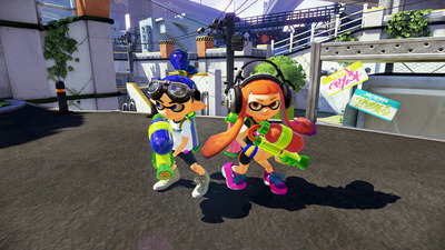 Splatoon Gets New Mode on July 1
