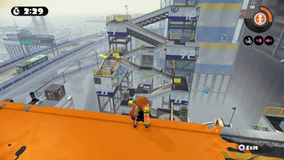 Moray Towers next in line on Splatoon's agenda of stage DLC