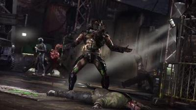 Check out Predator's leaked Fatality and Brutality in Mortal Kombat X
