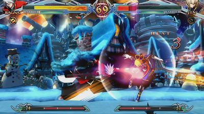 BlazBlue: Chrono Phantasma EXTEND available now