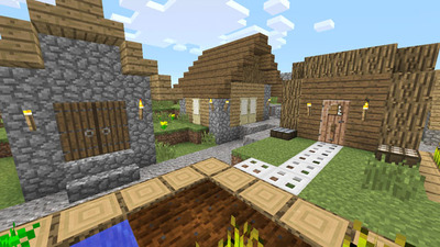 New screenshots show off today's Minecraft update