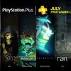 July 2015's PS Plus games announced for PS4, PS3, and Vita