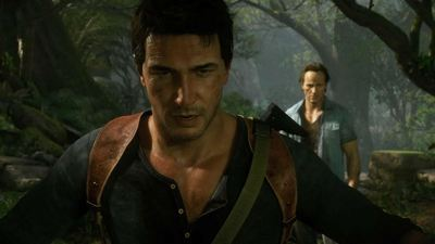 Uncharted 4: A Thief's  End frame rate locked at 30fps in single-player