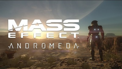 mass effect andromeda nearly had a new name