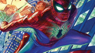 Check out the All-New, All-Different Marvel covers