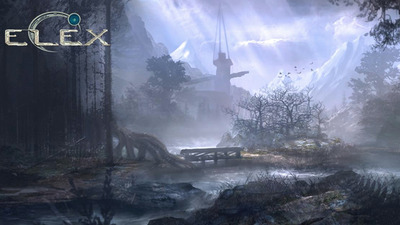 "New post-apocalyptic, open-world RPG, ""ELEX"", announced"