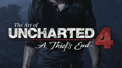 check out the arti of uncharted 4 a thiefs end hardcover book