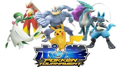 Pokken Tournament gets Japanese release date and confirmation of Charizard