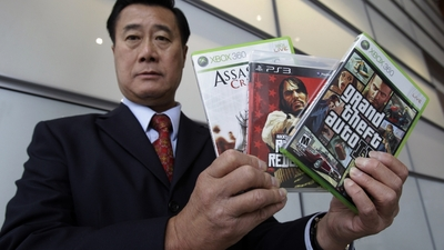 Video game morality crusader, Leeland Yee, pleads guilty to federal crimes