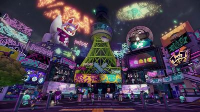 Dogs clearly cheated Cats out of North American Splatfest victory