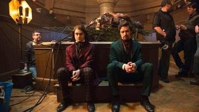 McAvoy and Radcliffe bring Frankenstein to life in new film